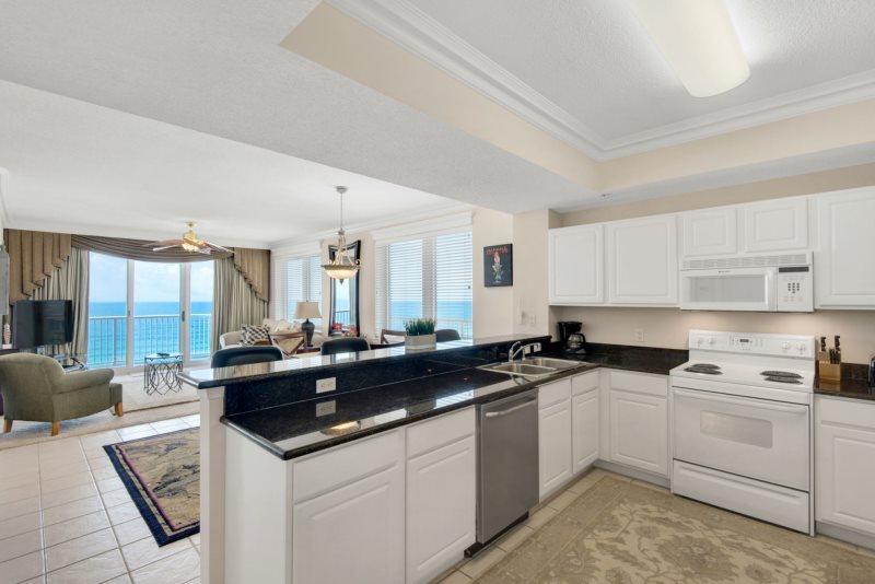 Reel Paradise Navarre Beach Gulf Front Vacation Condo Al