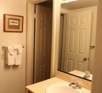 Bathroom one attached to first bedroom