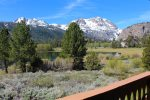 Carson Peak views from the deck