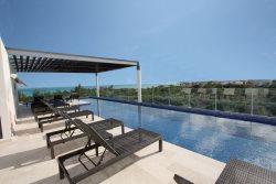 Condo Terrazas 105 - Stunning Coco Beach Ground Floor Luxury Condo - At Las Terrazas Condos