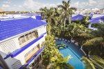 Ocean View 3 Bedroom Tropical Beach Condo - Natz Ti Ha F301
