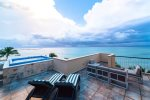 Your private ocean view beachfront patio