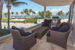 Your Private Ocean View Terrace with BBQ