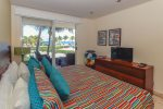 Master Suite with King Bed, Ocean View, TV and En Suite Bathroom