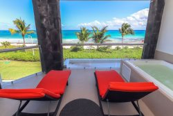 True Beachfront Golf Course Condo - Corazon
