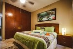 Master Suite with King Bed, HDTV, Safe and Handicapped Accessible En-Suite Bathroom
