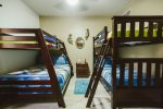 Guest Bedroom with 2 Bunk Beds