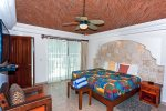 Master Suite with King Bed, HDTV with Satellite and En Suite Bathroom