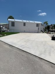 Large Beautiful RV Lot will accommodate up to 45ft WIFI
