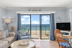502 - Gorgeous condo with beach views, shared pools, and easy beach access!
