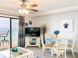 1130 - Luxurious Beachfront Condominium with Front Row Beach Chairs Included