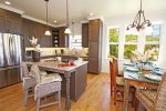 Kitchen for the Gourmet in You