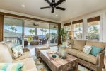 Beautiful Living Room and Lanai