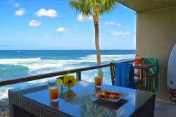Kuhio Shores 319: Your Personal Oceanview Paradise