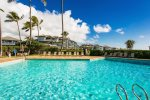 Poipu Sands Pool - heated in the winter