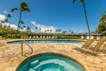 Poipu Kai Pool and Jacuzzi