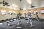 Work out Room with a/c