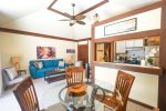 Dining, Living Room and Lanai