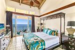 Master Bedroom with King Bed Right on the Lanai