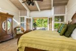 Lei Ohana Master Bedroom with King Bed