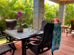 Relax on the Private Lanai