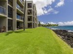 Kuhio Shores has a Great Location