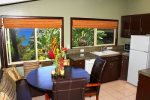 Dining Room, Kitchen and Ocean View