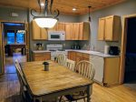 Fort Flambeau Small Suite Kitchen