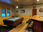 Fort Flambeau Pool Table