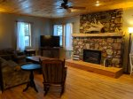Fort Flambeau Large Suite Living Room