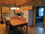 Fort Flambeau Large Suite Kitchen