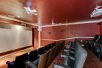 26 Seat Theater Room