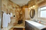 Merlot Room Walk in Shower