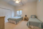Hidden Gem lower level rec room with pool table
