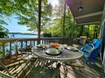 DeWitt Lake View of the Sunrise