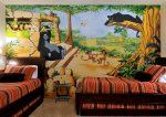 Jungle Book Room With Two Trundles 4 Twins