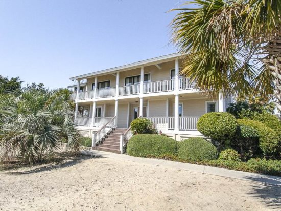 Seabrook Island Home