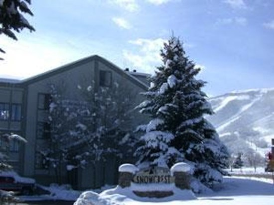 SnowCrest Condos - A great location in Park City