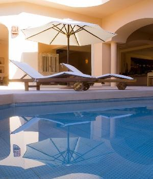 Relax by your Private Heated Pool
