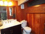 Upstairs King/Twin Bathroom