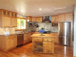 Granite Countertops Stainless Steel Appliances Kitchen