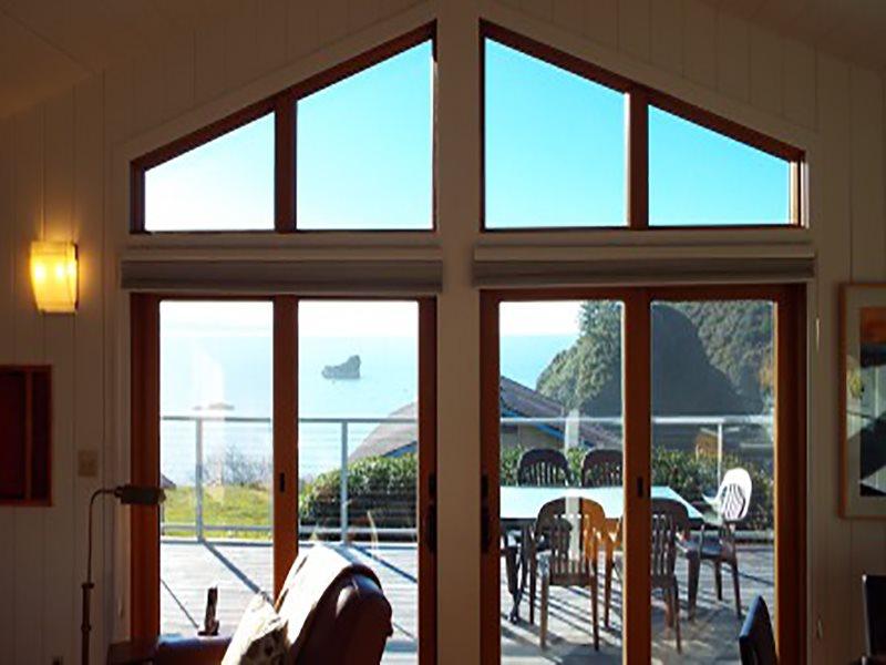 Living Room Harbor Ocean View