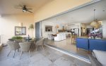 Punta Roca offers confortable seating