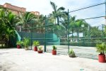 Villas del Mar Tennis court