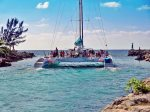 Catamaran rental in Puerto Aventuras