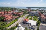 Aerial View of Saint Augustine Historic District