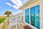 The Bailey Bungalow- Direct OceanFront Studio