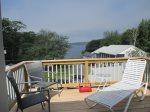 LINEKIN BREEZE IN EAST BOOTHBAY | Ocean View Pet-Friendly Maine Cottage