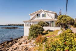 *NEW FOR 2020!* The Perch on Ocean Point in East Boothbay - Water views and water access
