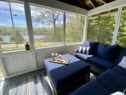 *NEW FOR 2021* TRAILS END LODGE | EAST BOOTHBAY | PEACEFUL AND QUIET | WATERVIEW